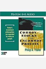 Common Stocks and Uncommon Profits (Wiley Audio) Audio CD