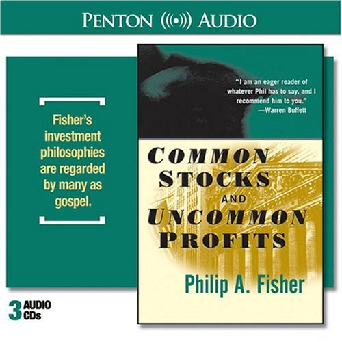 Common Stocks and Uncommon Profits (Wiley Audio) by Brand: Penton Overseas
