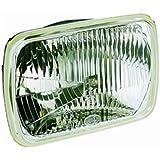 HELLA 003427291 Vision Plus 190x132mm High/Low Beam 12V Halogen Conversion Headlamp (HB2)
