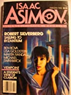 ISAAC ASIMOV SCIENCE FICTION MAGAZINE Volume…