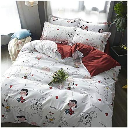 dog print bed sheets