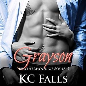 Grayson Audiobook