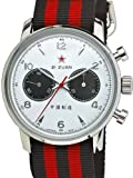 Seagull 1963 Hand Wind Mechanical Chronograph with White Dial 6488-2901W