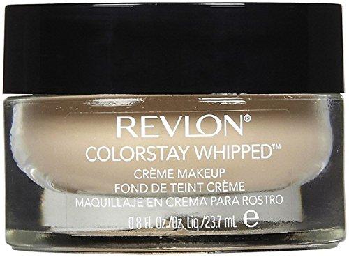 Creme Foundation - Revlon ColorStay Whipped Crème Makeup, Nude
