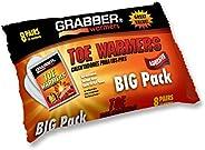 Grabber Warmers TWES8 Toe Warmers, 8-Pk.