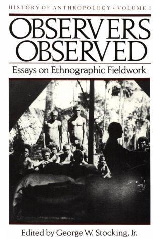 Anthropological observation essay