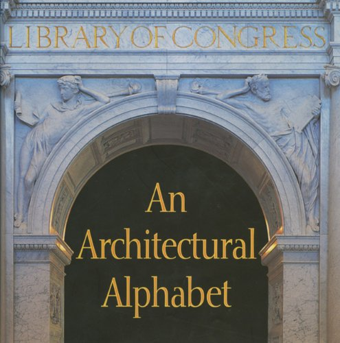 An Architectural Alphabet: Library of Congress (Scala Publishers Catalog)