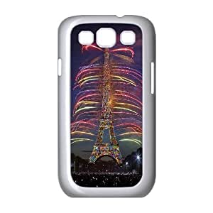 [Tony-Wilson Phone Case] For Samsung Galaxy S3 -IKAI0446567-Paris Eiffel Tower