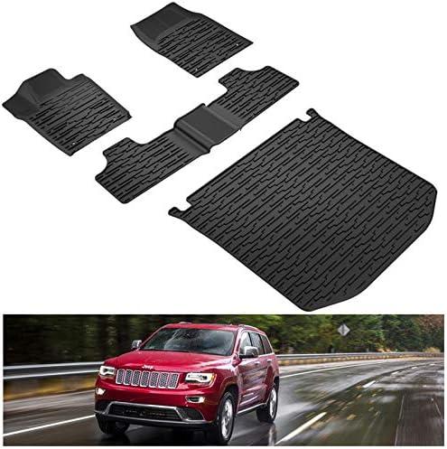 For KIA R-Z Floor Mat Protectors CLEAR VINYL- CUSTOM CARGO Mat