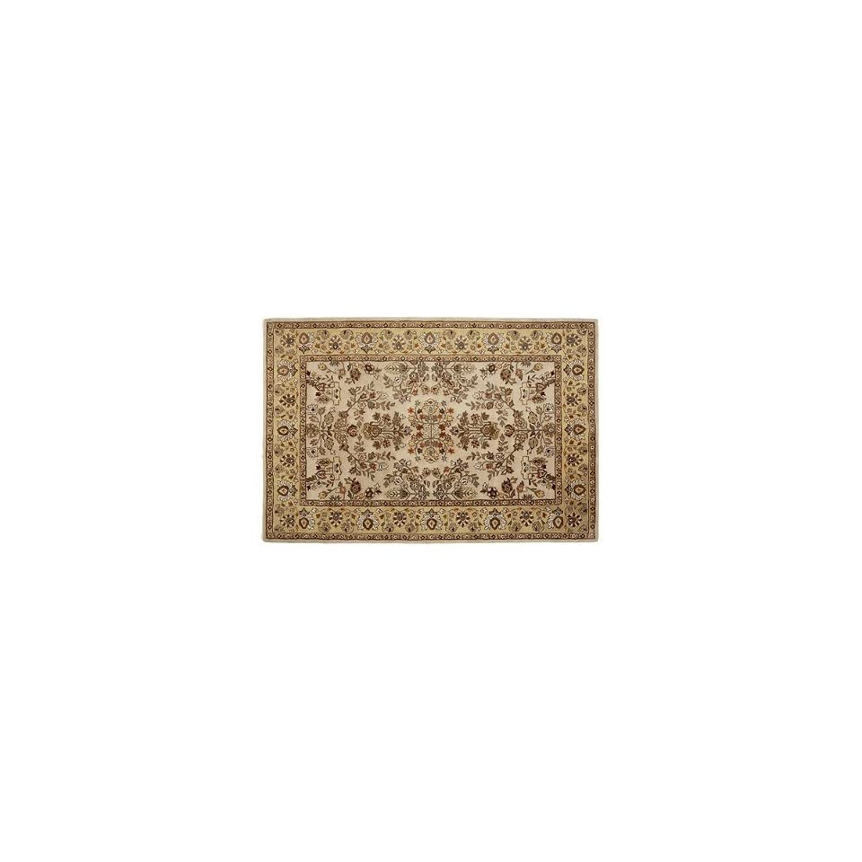 Eastland EZ Care Rug   Brown with Light Green, 6 x 9   Frontgate