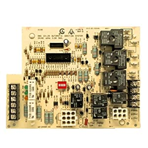 furnace hot surface ignition control board onetrip parts ... ruud rhslhm3617ja control board diagram #12