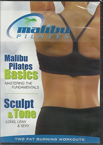 Malibu Pilates Basics: Mastering the Fundamentals/ Sculpt & Tone: Long Lean & Sexy by Pilates
