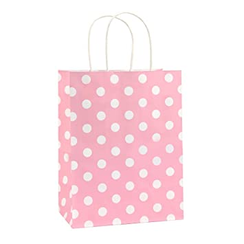 Amazon.com: Bolsas de regalo 25pcs 8 x 4.75 x 10.5
