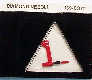 Nuevo en caja fonógrafo aguja Astatic n56-sd para Garrard ...