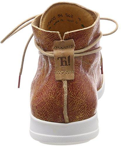 Think Zagg 282605 Stivali Desert Boots Uomo Marrone rum kombi 54