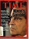 Time May 13 1974 Richard Nixon on Cover, Watergate/Impeachment Coverage, Watergate Tapes Excerpts, Nikita Krushchev, Amateur Atomic Bomb, Geraldo Rivera