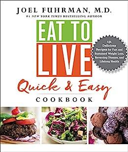 Eat Live Quick Easy Cookbook ebook