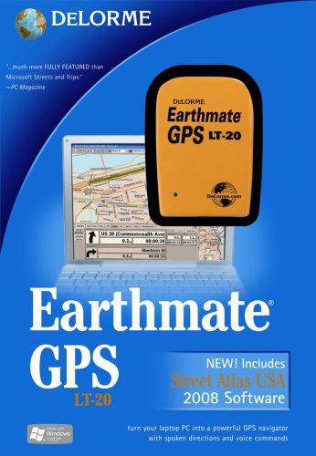DRIVER UPDATE: DELORME EARTHMATE LT 20