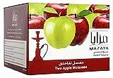 Standpoint Mazaya Shisha Molasses Premium Flavors 500g For Hookah (Double Apple/Two Apple)