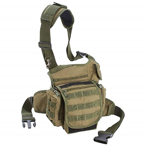 Extreme Pak™ EDC Tactical Bag by BF001
