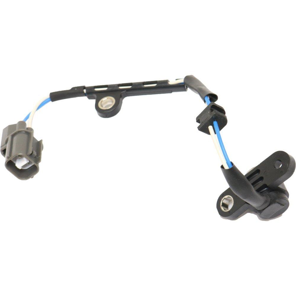 Evan-Fischer EVA1199221552 New Direct Fit Crankshaft Position Sensor for Accord 95-97 6 Cyl 2.7L 2 Male Terminals Blade Type