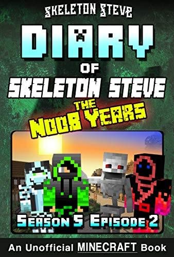 Amazon.com: Diary of Skeleton Steve the Noob Years - Season ...