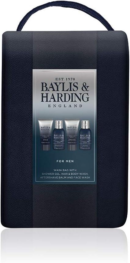 Baylis & Harding Men's Citrus Lime & Mint Wash Bag