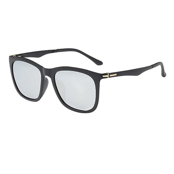 Xinvision Cadre rond Métal Frame Mirrored Polarisé Myopie Myope Des lunettes de soleil 0fPGja8EV