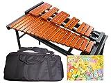 ヤマハ 卓上木琴 TX-6 テーブル型スタンド+ソフトケース+曲集セット シロフォン YAMAHA