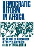 Democratic Reform in Africa, , 0821417223