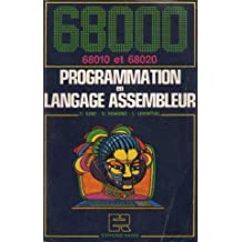 68000, programmation en langage assembleur