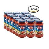 PACK OF 18 - Barilla Mushroom Pasta Sauce, 24 oz