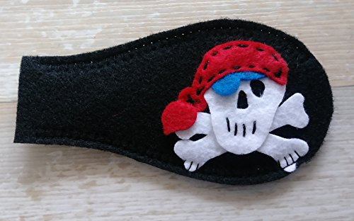 Eye Patch - Pirate (covering RIGHT eye) from Patch Me