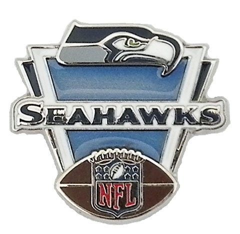 aminco NFL Seattle Seahawks Victory Pin