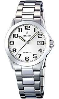 2210c4bbd4da Festina F8826 4 - Reloj analógico de Cuarzo para Mujer con Correa de ...
