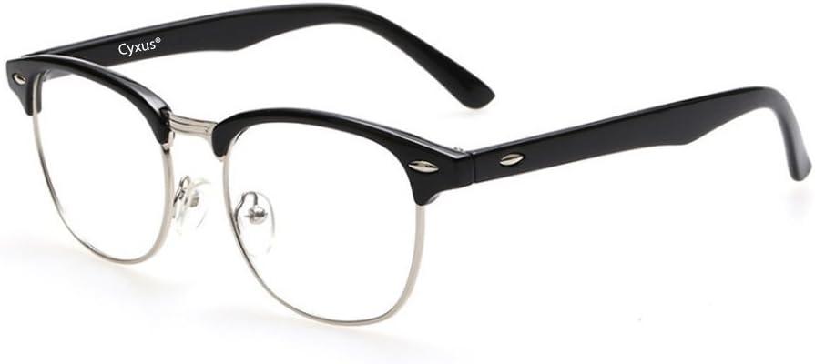 d1efeadd3d Amazon.com  Cyxus Blue Light UV Blocking Computer Glasses
