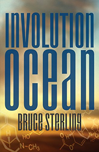Amazon Involution Ocean Ebook Bruce Sterling Kindle Store