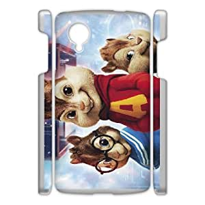 Google Nexus 5 Cell Phone Case White Alvin and the Chipmunks NF9473368