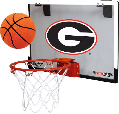 Georgia Bulldogs Hoop - NCAA Georgia Bulldogs Game On Hoop Set by Rawlings