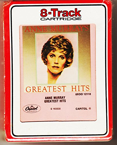 Anne Murray: Greatest Hits 8 track - Apparel Snowbird