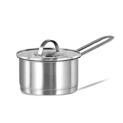 LULUDP Batería de Cocina Sartenes y ollas Cacerola con Tapa ...