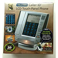 Innovage Talking Caller ID LCD Touch Panel Phone