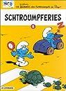 Schtroumpferies, tome 5 par Peyo