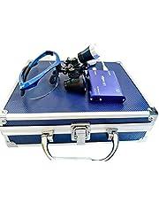 AriesOutlets 3.5 X 420mm Dental LED Headlight Lamp + Dental Surgical Medical Binocular Loupe With Aluminum box