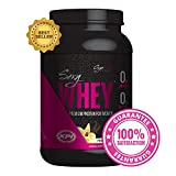 Cheap Gym Vixen Sexy Whey (French Vanilla) 30 Serv – Best Protein Powder for Women – Premium Whey Protein Isolate – Great Tasting! Low Calorie, Fat Free, Zero Carb, High in Folic Acid, Vitamin D and Calcium