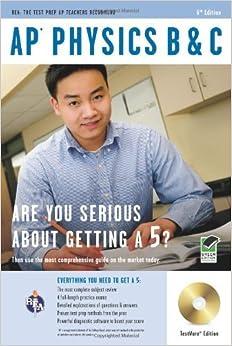 Book AP Physics B & C (Advanced Placement (AP) Test Preparation) February 11, 2009