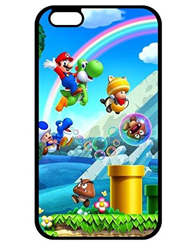 Design High Quality New Super Mario Bros U Wallpaper Cover Case