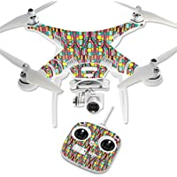MightySkins Protective Vinyl Skin Decal for DJI Phantom 3 Standard Quadcopter Drone wrap cover sticker skins Color Bridge