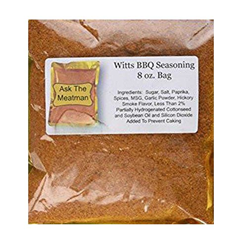- Witts BBQ Seasoning