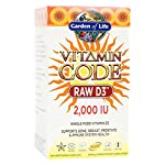 Garden of Life Raw Calcium Supplement Vitamin Code Whole Food